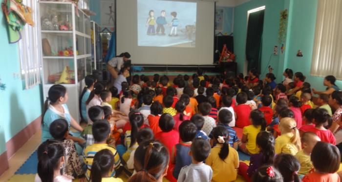 Phim Hoạt hình Việt Nam: Vui đón Trung thu cùng trẻ em miền núi